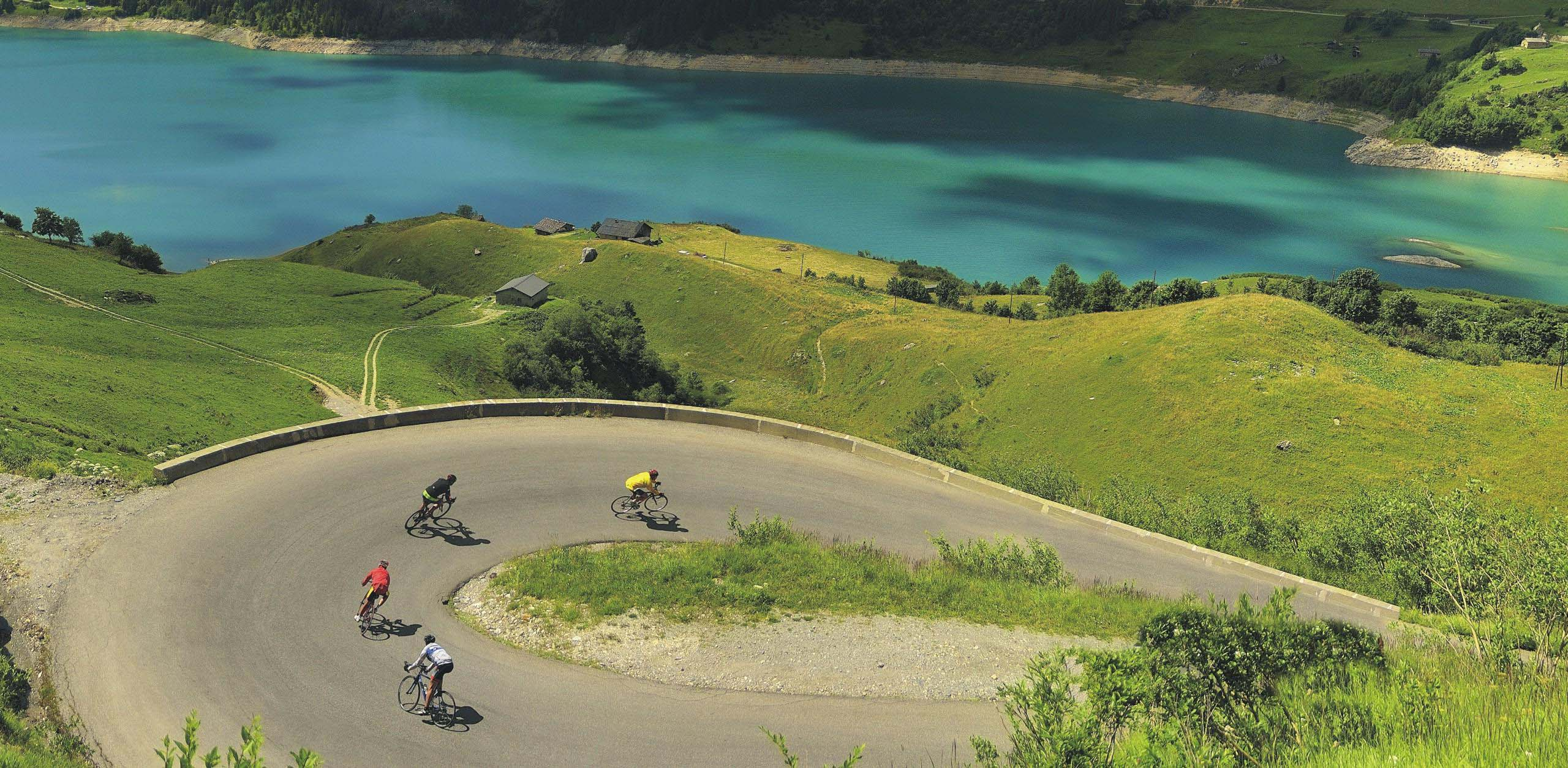 Guided road bike tours with Terra Bike Tours