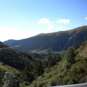 RTS005 Stage in the east pyrenees collada de toses